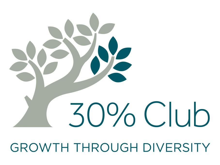 30% Club Logo