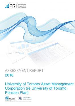 PRI Assessment Report Pension
