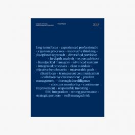 UTAM 2018 Annual Report