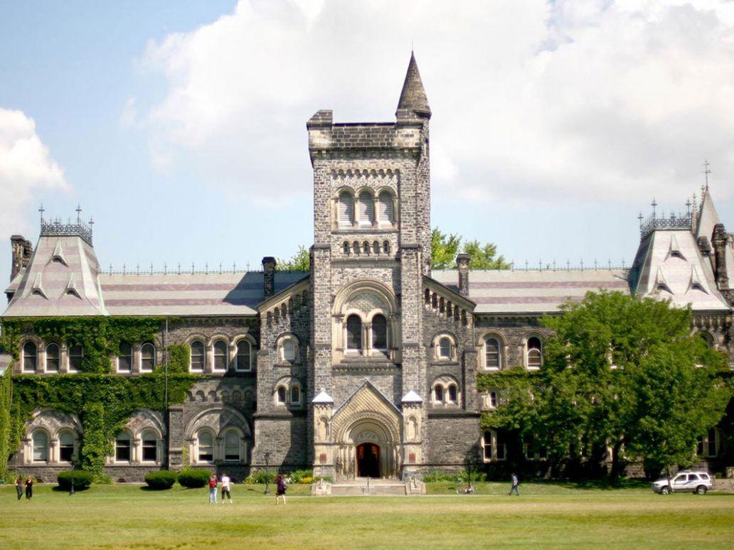 U of T campus