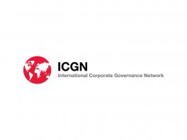ICGN logo.