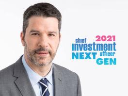 Chuck O'Reilly: 2021 Chief Investment Officer Next Gen